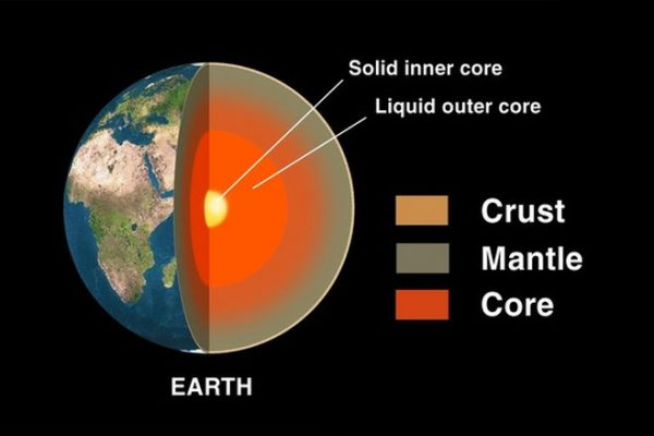 There's A New Theory Explaining Why The Earth's Core Doesn't Melt