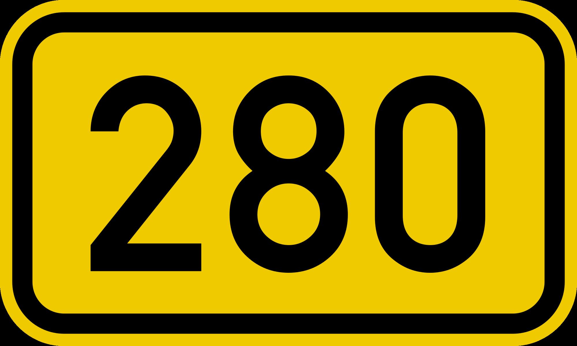 Bundesstraße 280