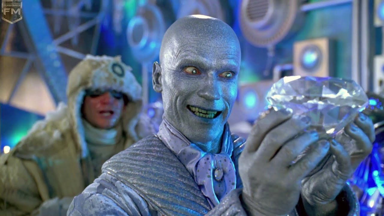 Mr Freeze's wife was cryonically preserved as he found a cure for her illness.