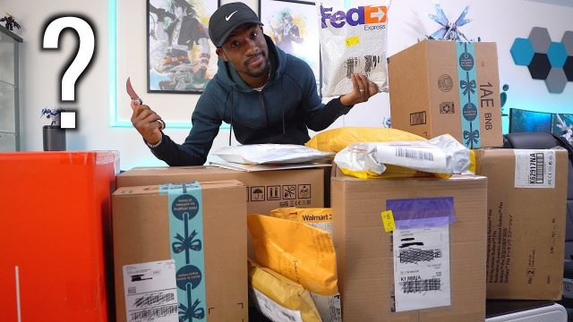 UrAvgConsumer Complete His 19th Massive Tech Unboxing