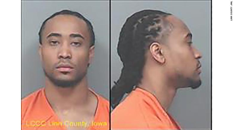 Rossi Lorathio Adams II held victim at gunpoint for a domain name
