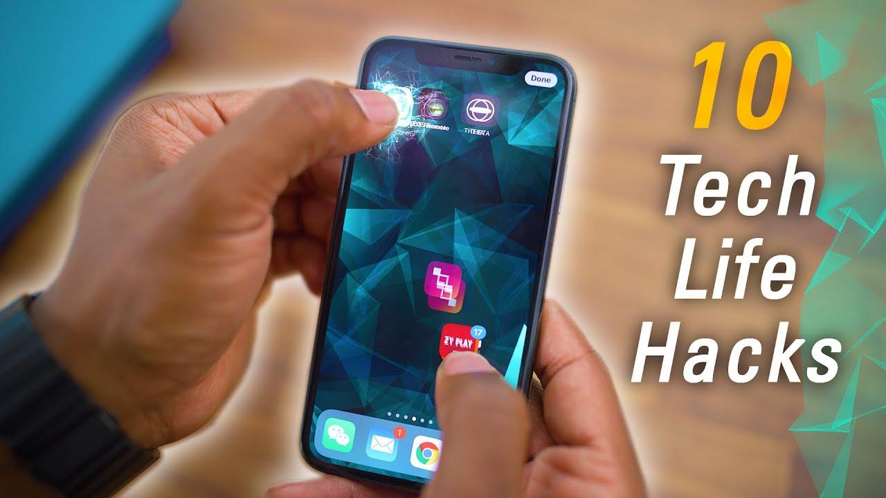 UrAvgConsumer's Top 10 Tech Life Hacks of 2019