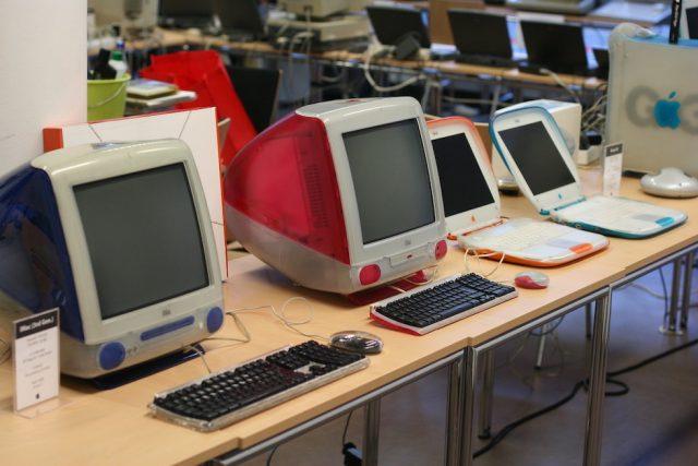iMacs and iBooks