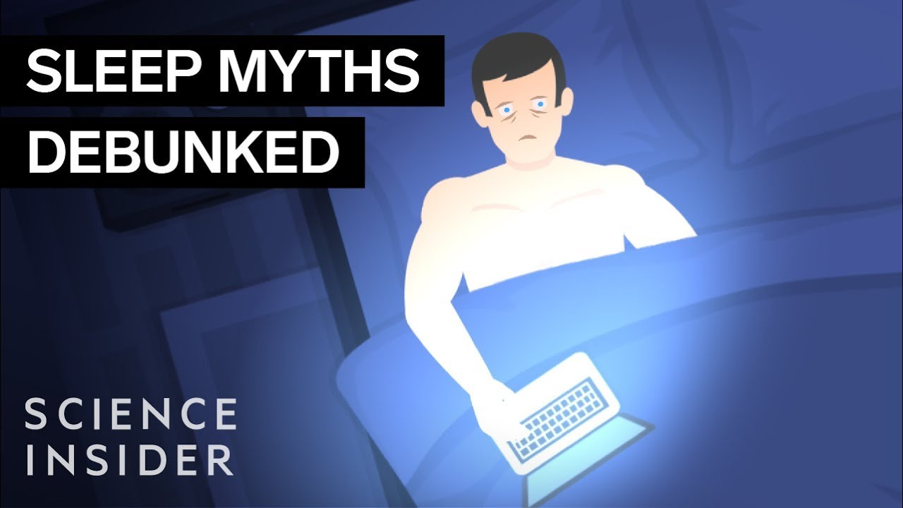15 sleep myths, debunked by sleep experts