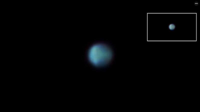 It's Uranus!