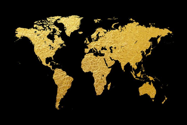 What if the world turned to gold?